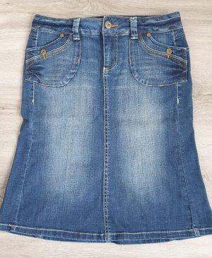 Vero Moda Denim Skirt blue