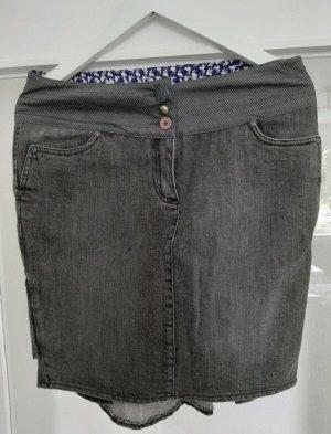 Dept Denim Skirt grey