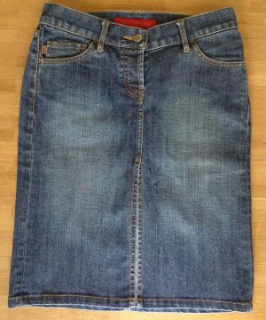Jeansrock von French Connection/ GR. 34