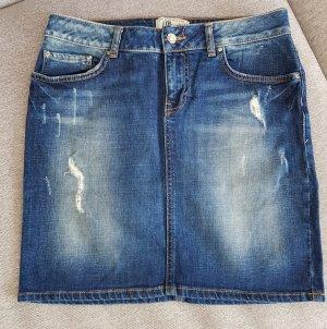 LTB Gonna di jeans blu scuro