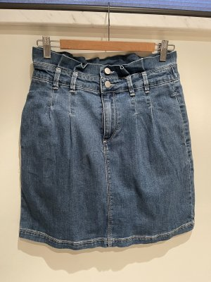 Naf naf Jupe en jeans bleu