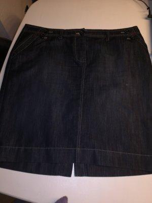 Opus Gonna di jeans blu