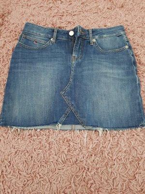 jeansrock von tommy hilfiger denim