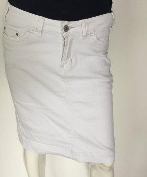 TCM Gonna di jeans bianco