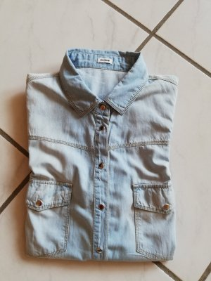 Jeansshemd