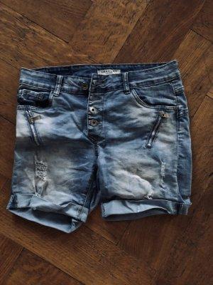 Jeansshort Firma Lexxury Gr.S
