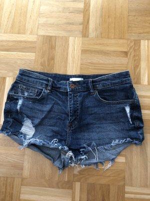Jeansshort, Gr. 36, H&M