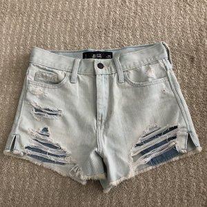 Jeansshort Holister Gr:0