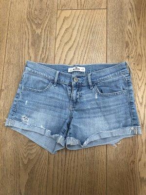 Jeansshort im Used-Look