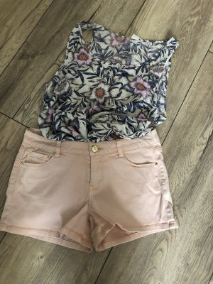 Pimkie Shorts rosa pallido