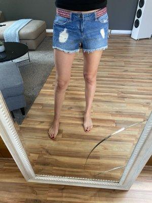 Jeansshort von Vero Moda Gr 38