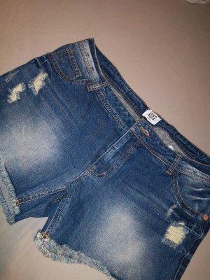 Vero Moda Shorts azul