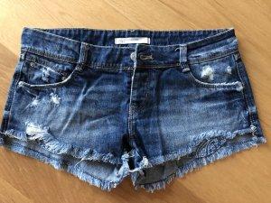 Jeansshort von ZARA