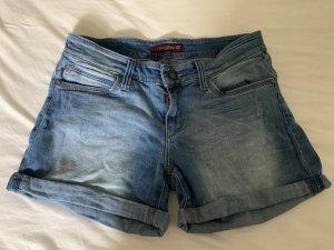 Mavi Short en jean bleu