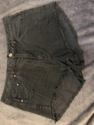 H&M Divided Hot pants zwart