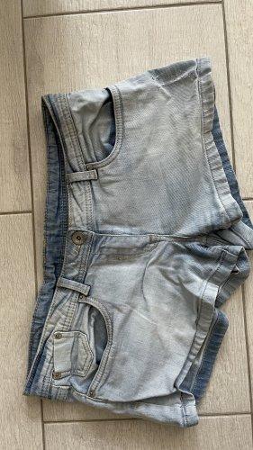 C&A Jeansowe szorty Wielokolorowy