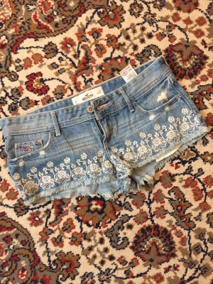 Hollister Short en jean multicolore
