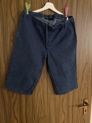 bpc bonprix collection Jeansowe szorty ciemnoniebieski