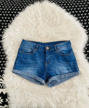 Jeansshorts blau -Amisu-