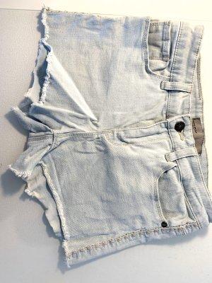 Vero Moda Pantaloncino di jeans azzurro
