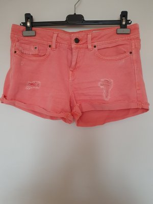 Jeansshorts Coral