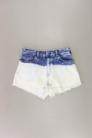 Jeansshorts Größe 40 weiß