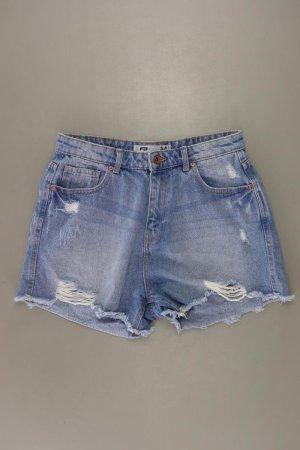 Jeansshorts Größe M blau aus Baumwolle