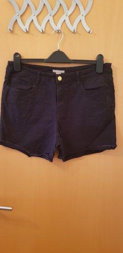 H&M Short en jean noir