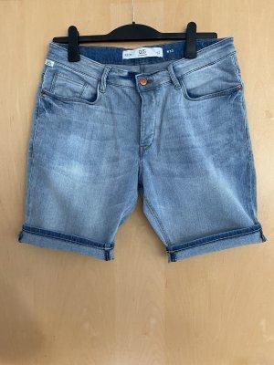 Jeansshorts hellblau Denim