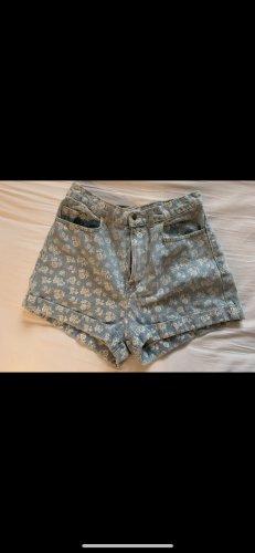 Jeansshorts High-Waist American Apparel