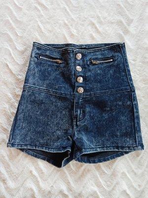 thrill Denim Shorts blue-dark blue