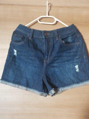Jeansshorts in Größe 40