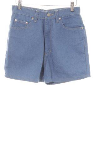 Jeansshorts kornblumenblau Casual-Look