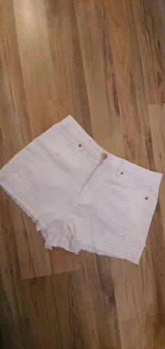 Jennyfer Shorts bianco