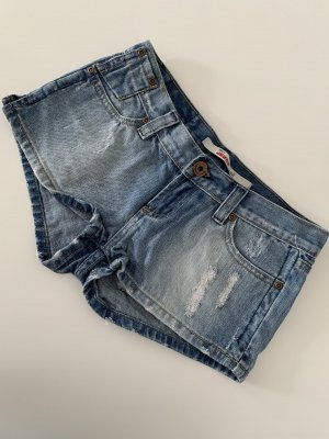 Jeansshorts only | used Look