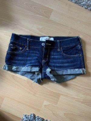 Jeansshorts Shorts von Hollister, Größe W27