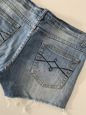 Jeansshorts | used look