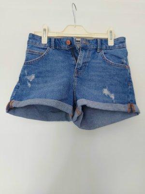 Jeansshorts von Bershka