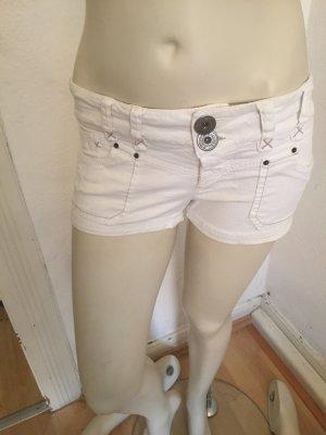 Jeansshorts Zara wollweiß Gr.36