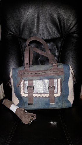 Jeanstasche Bowlingbag