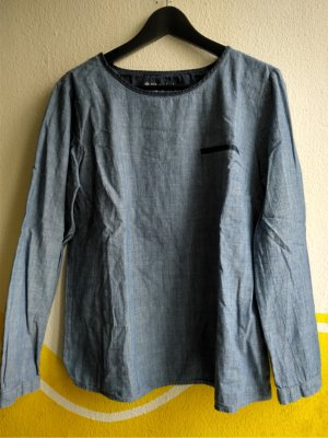 recolution Tunic steel blue