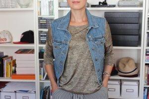 Jeansweste, Forever21, ein Must-Have für jede Bluse.