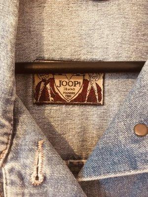 Joop! Jeans Denim Vest blue