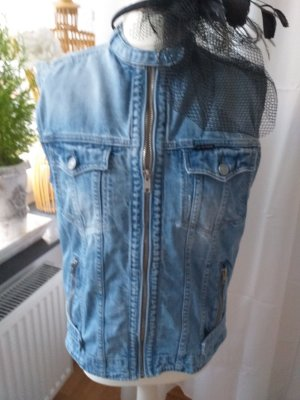 Jeansweste von G-STAR  blau Gr.S