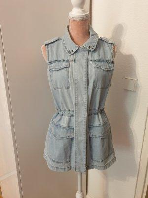 Jeansweste von h&m