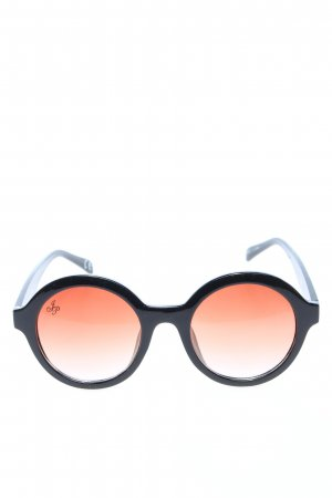 Jeepers Peepers Round Sunglasses black casual look