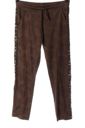 Jeff Gallano Jersey Pants multicolored casual look