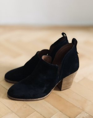 Jeffrey Campbell Booties black