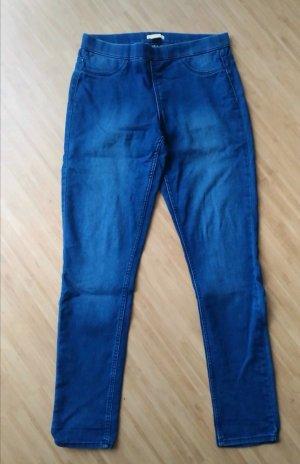 H&M Jegging bleu