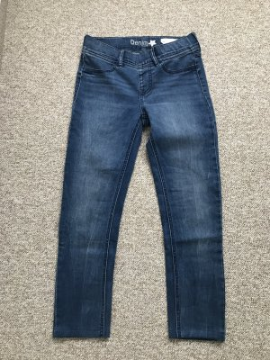 Denim 1982 Jegging bleu coton